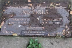 Harlan Ivy Nichols (1915-1987) - Find A Grave Memorial