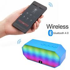 portable bluetooth speakers with lights. portable bluetooth speaker colorful led light - es-e925 black 8 speakers with lights e