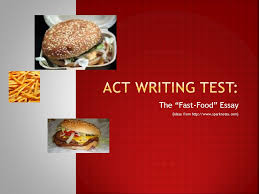 "the ""fast food"" essay ideas from ppt  1 the ""fast food"" essay ideas"