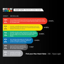 Myzone Color Chart My Zone Heart Rate Training Weymouth Club