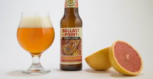 Image result for ballast point grapefruit sculpin