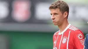 Insatisfeito com a reserva no Bayern de Munique, Thomas Müller desabafa -  Alemanha Futebol Clube