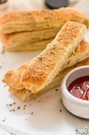 Cheesy Garlic Bread Sticks Cook With Manali