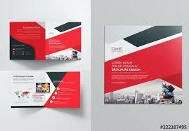 Buy Brochure Templates Bi Fold Brochure Template