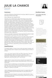 Distributor Resume Samples VisualCV