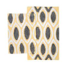 4 gray bath mat yellow and gray bathroom rugs gorgeous yellow and gray bath mat with grey gray bath mat
