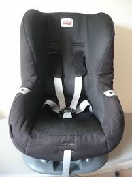 britax eclipse forward facing car seat good clean condition with fitting instruction booklet