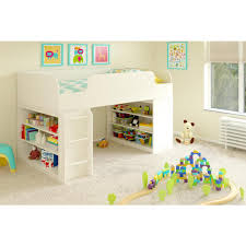 Ameriwood Elements 1-Piece White Twin Kids Bedroom Set-5853015PCOM ...