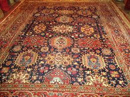 persian antique heriz 8 2x10