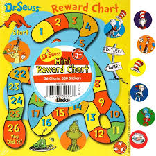 Dr Seuss Chart Dr Seuss Mini Reward Chart Game