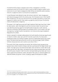 ph sasse pregnancy yoga essay gillian kiely 6