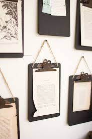clipboard office paper holder clip. Simple, Purposeful Design For Office: Kalalou Black Clip Board Photo/Notes Holder Clipboard Office Paper