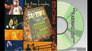 It was the band's first concert video and was shot. Bon Jovi Live From London 95 3rd Night Complete