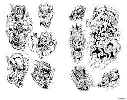 татуировки викингов фото