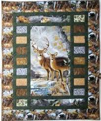 34 best Country Quilts images on Pinterest | Backpacks, Books and ... & Real Tree Deer Grand Stand Quilt Kit A quick and easy quilt to make using  Real Tree fabric.perfect for the nature lover. Adamdwight.com