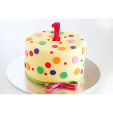 1 Year Child Birthday Cake Cakes Out Online Cake Delivery In Gurgaon