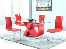 Red dining table set Paint Red Dining Table Set Red Kitchen Table Chairs Red Kitchen Chairs See The Red Kitchen Table Kuchniauani Red Dining Table Set Kuchniauani