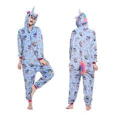 Designer Onesie Womens 2019 Flannel Kigurumi Unicorn Pajamas Onesie Adults Animal Pajamas Sets Cartoon Panda Stitch Halloween Sleepwear Cosplay For Women From Qiangweiflo