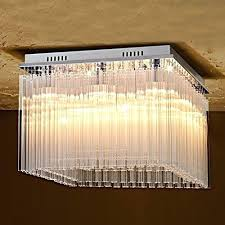 raindrop chandelier modern lighting crystal