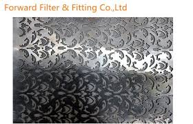 colored sheet metal decorative aluminum sheet metal 5 colored metal casting products