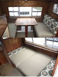 Rv Dinette Table Cushions
