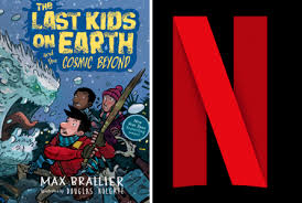 The Last Kids On Earth Animated Series Based On Books Set At