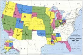Central Federal Lands Organization Chart Public Land Survey System Wikipedia