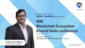 blockchain ecosystem round table conference