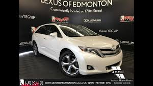 Used White 2014 Toyota Venza Limited Walkaround Review Grande ...