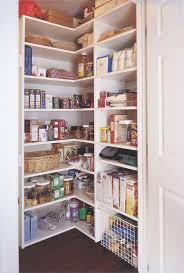 the biggest mistake home builders make is creating pantry shelving that is too deep to be able to see items that are behind others