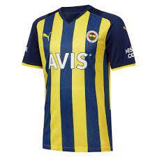 Fenerbahçe SK Erkek İç Saha Forması | Sarı | Puma – PUMA Türkiye | Resmi