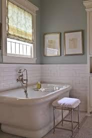 Subway Tile Bathroom Sara Dan And Home Is A Delicious