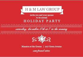 Blue Ribbon Template Inspiring Holiday Party Invitation Wording Marvelous Company Annual
