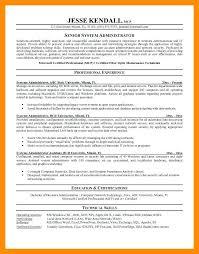 Linux System Administrator Resume Sample Administrator Resume Office