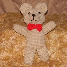 Crochet Teddy Bear Pattern Simple Ravelry Super Easy Teddy Bear Pattern By Stormy'z Crochet