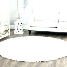 4 round area rug rugs x 8 target 5x7