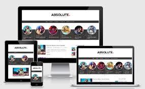 Blogger Templates 2020 Absolute Responsive Blogger Templates 2020 Waytemplates