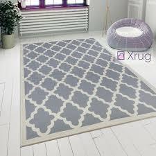 grey beige rug indoor outdoor modern pattern mat flat weave floor hallway carpet