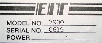 Honeywell Dr4200 2 Pen Circular Chart Recorder Eit 7900 On