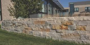 break retaining wall projects
