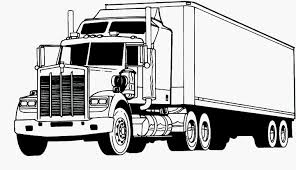 41 Goed Kleurplaat Vrachtwagen Scania Schets Kleurplaatspaginastore