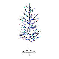 Northlight LB International 6-ft Pre-lit Twig Slim Artificial Christmas Tree  with 280