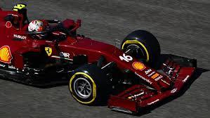 Who drives for ferrari in formula 1? In Pictures Ferrari Hit The Track With Retro Liveried Car In Mugello Formula 1