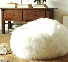 fur bean bag chair faux fur bean bag cover only with brilliant in addition to lovely