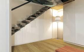 Der einfachste weg den stauraum unter der treppe zu arrangieren, ist mit regalen und gestellen. Stauraum Unter Treppe Meine Mobelmanufaktur