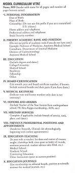 Curriculum Vitae Cv And Resume Peripheral Brain
