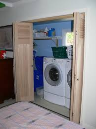 closet doors eclectic laundry room philadelphia