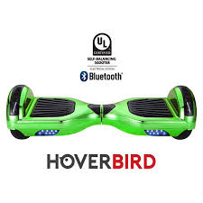 HOVERBIRD Z1 6.5-Inch with Bluetooth UL2272 Certified, <b>LED</b> ...
