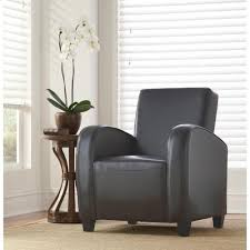 Living Room Club Chairs Armrests Gray Accent Chairs Chairs Living Room Furniture