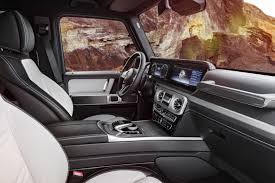Request a dealer quote or view used cars at msn autos. 2019 Mercedes Benz G Class Interior Revealed The Torque Report